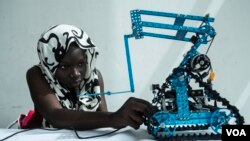 Robotics Contest for Youth Promotes Innovation in Africa