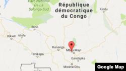 Lusanga, dans le sud-ouest de la République démocratique du Congo.