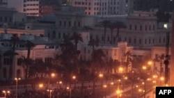 """Qohiraning """"Tahrir"""" markaziy maydoni, 1 fevral 2011"""