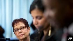 Mwanaharakati wa haki za binadam Cuba Miriam Leiva mjini Havana
