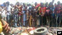 Kekerasan di Nigeria