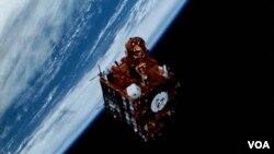 China el único país que ha puesto astronautas en el espacio y que no es miembro del programa de la Estación Espacial Internacional.