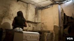 El candidato presidencial Henrique Capriles denunció que más de 4 millones de venezolanos no disponen de agua.