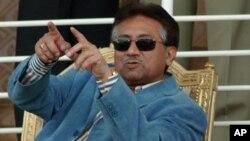 جنرل (ریٹائرڈ) پرویز مشرف۔ فائل فوٹو