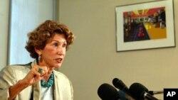 Bà Vicki Huddleston, cựu đại sứ Hoa Kỳ tại Mali
