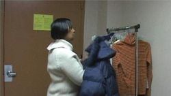 DC Providing Homeless Shelter From Cold