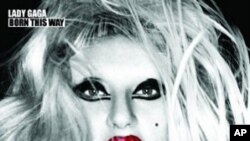 "Lady Gaga's ""Born This Way"" CD"