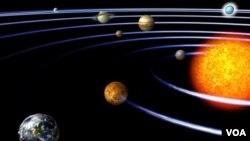 La información fue obtenida por una nave espacial no tripulada que pasó cerca de Mercurio.
