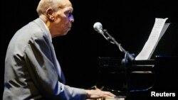 La leyenda de la música cubana, Bebo Valdés, murió a la edad de 94 años. Desde que se mudó a Suecia en 1963 nunca más regresó a Cuba.