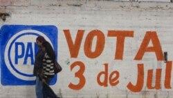 انتخابات در سه ایالت مکزیک