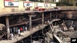 지난달 21일 반군 단체 알샤바브가 케냐의 수도 나이로비의 한 쇼핑몰을 공격해 수십명의 사상자를 냈다.