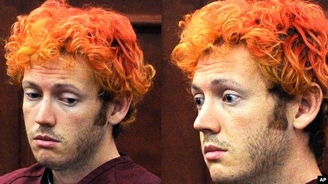James Holmes, de 25 años, enfrenta 166 cargos. Se espera que la fiscalía y la defensa lleguen a un acuerdo para evitar la pena de muerte.