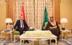 Erdog'anning Saudiya Arabistoniga tashrifi, Behzod Muhammadiy