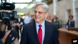 Hakim Merrick Garland, pilihan Presiden Obama untuk posisi hakim agung, belum mendapat konfirmasi dari Senat AS (foto: dok).