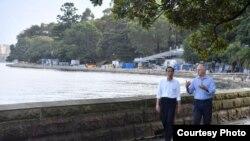 Diplomasi Jalan Pagi Jokowi-Turnbull