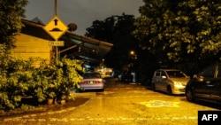 Daerah tempat pedofil asal Inggris Richard Huckle dilaporkan memangsa anak-anak di daerah miskin di Kuala Lumpur, Malaysia.