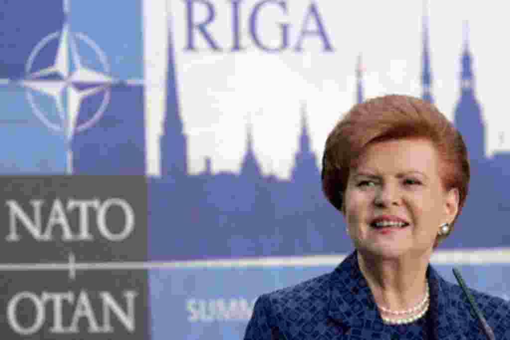 ۲۸ نوامبر ۲۰۰۶- افغانستان در کانون بحث های اجلاس رهبران تانو در ریگا، پایتخت لیتوانی، قرار می گیرد.