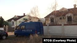 Akcija policije protiv krijumčara ljudima u Crnoj Gori (Foto: RTCG)