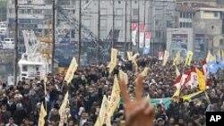 ترکی: کرد مظاہرین اور پولیس میں جھڑپیں، ایک شخص ہلاک