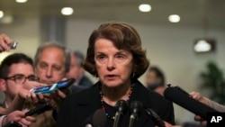 Thượng nghị sĩ Dianne Feinstein, Chủ tịch Ủy ban Tình báo Thượng viện