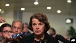 Senato İstihbarat Komisyonu Başkanı Dianne Feinstein