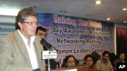 متوسط طبقے کی خواتین کو سیاسی دھارے میں شامل کرنے کا منصوبہ