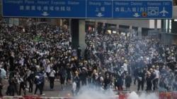时事大家谈:肉体挡警棍催泪弹,香港青年的绝望与抗争