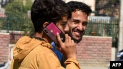 Mobile Phone Service in Kashmir