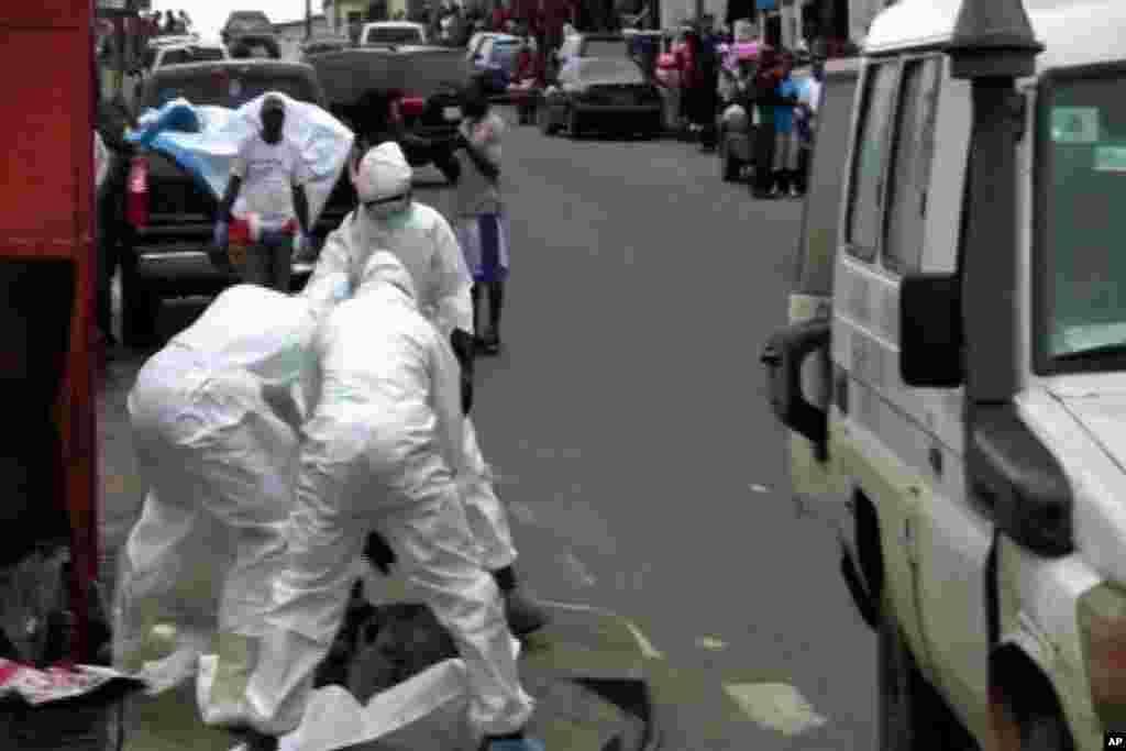 'ڈبلیو ایچ او' نے یہ خدشہ بھی ظاہر کیا ہے کہ ایبولا سے مرنے والے افراد کی درست تعداد بیان کی گئی تعداد سے گنی میں ڈیڑھ گنا، لائبیریا میں ڈھائی گنا اور سیرا لیون میں دو گنا زیادہ ہوسکتی ہے۔