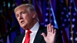[뉴스풍경 오디오] 트럼프 당선인 불체자 추방 발언, 탈북자들 불안