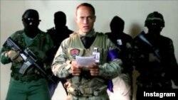 Óscar Pérez, quien disparó desde un helicóptero al TSJ y al Ministerio del Interior de Venezuela, apoyó la consulta popular liderada por la oposición.