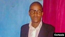 Amadu Buaro, jovem guineense