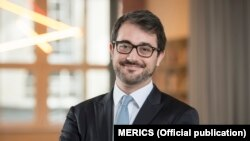 Tomas Eder, analitičar u Mercator Institute for China Studies (MERICS), Foto: official publication