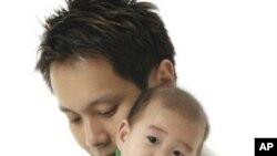 Пад на тестостеронот кај мажите откако ќе станат татковци
