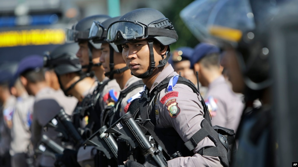 10 negara dengan polisi paling kejam dan brutal di dunia