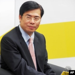 民进党发言人陈其迈(资料照片)