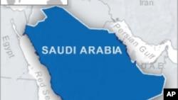 사우디 아라비아 지도 (자료 사진)