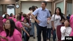 Anak-anak Pembelot Korea Utara sedang belajar di Durihana International School di Seoul, Korea Selatan (foto: dok).