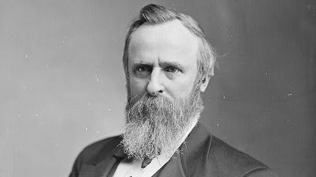 American History: Hayes Wins Hotly Disputed 1876 Election