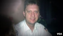 مایکل وایت، آمریکایی زندانی در ایران