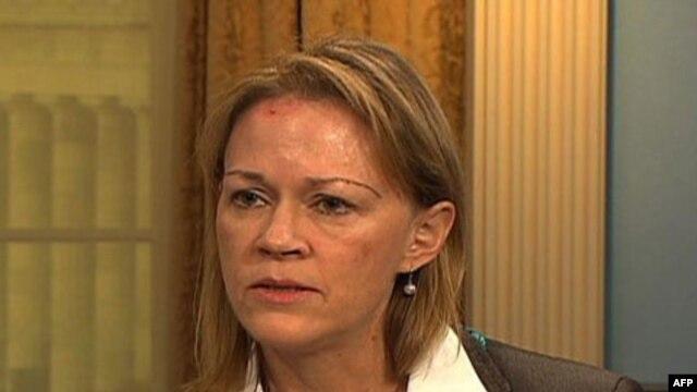 Ambasadorka SAD u Srbiji, Meri Vorlik