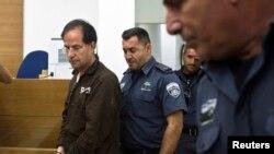 عهلی مهنسوری له دادگایهکی ئیسرائیلدا