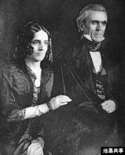 James Knox Polk and Sarah Childress Polk