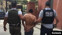 """Thomas Homan, culpa a las """"Ciudades Santuario"""" por detención de indocumentados que """"no están en el radar"""". Foto: ICE"""