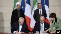 با لغو تحریمها، ایران خوشبین به افزایش رابطه اقتصادی با اروپا است.