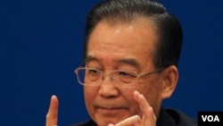 Perdana Menteri Tiongkok Wen Jiabao