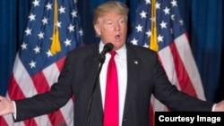 دونالد ترمپ، نامزد حزب جمهوریخواه ورود مسلمان به این کشور را منع قرار داده است.