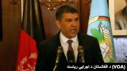 مسعود اندرابي مخکې د افغانستان د ملي امنیت د ریاست اپراتیفي مشر وو.