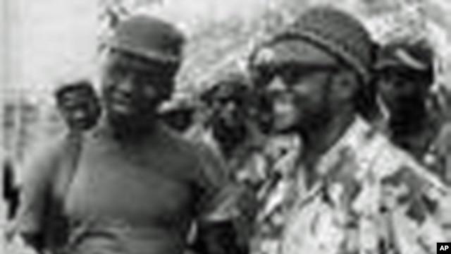Nino Vieira e Amílcar Cabral