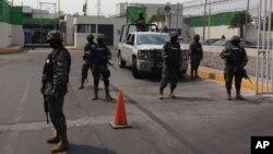 """José Rodrigo Aréchiga Gamboa, conocido como """"Chino Ántrax"""", es acusado de ser un sicario para el cartel de Sinaloa de México."""